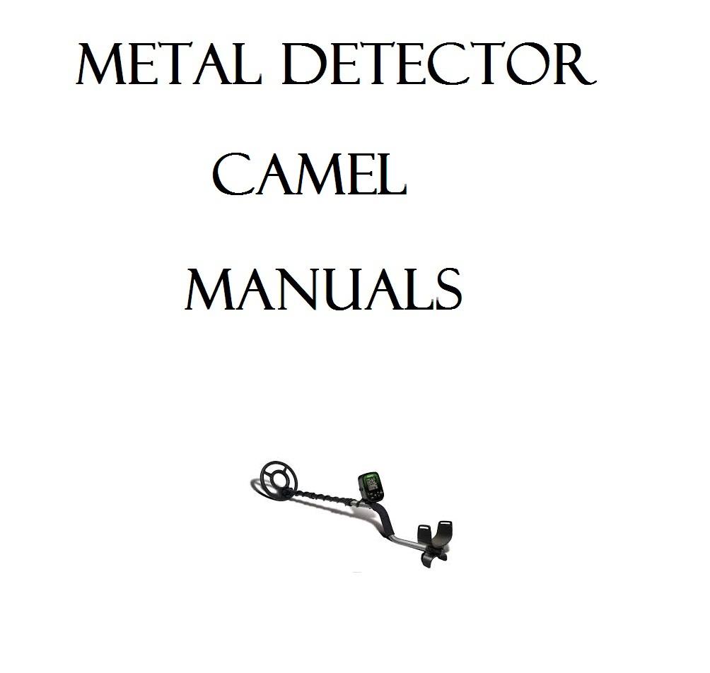 METAL DETECTOR USER OWNER MANUAL #METALDETECTING