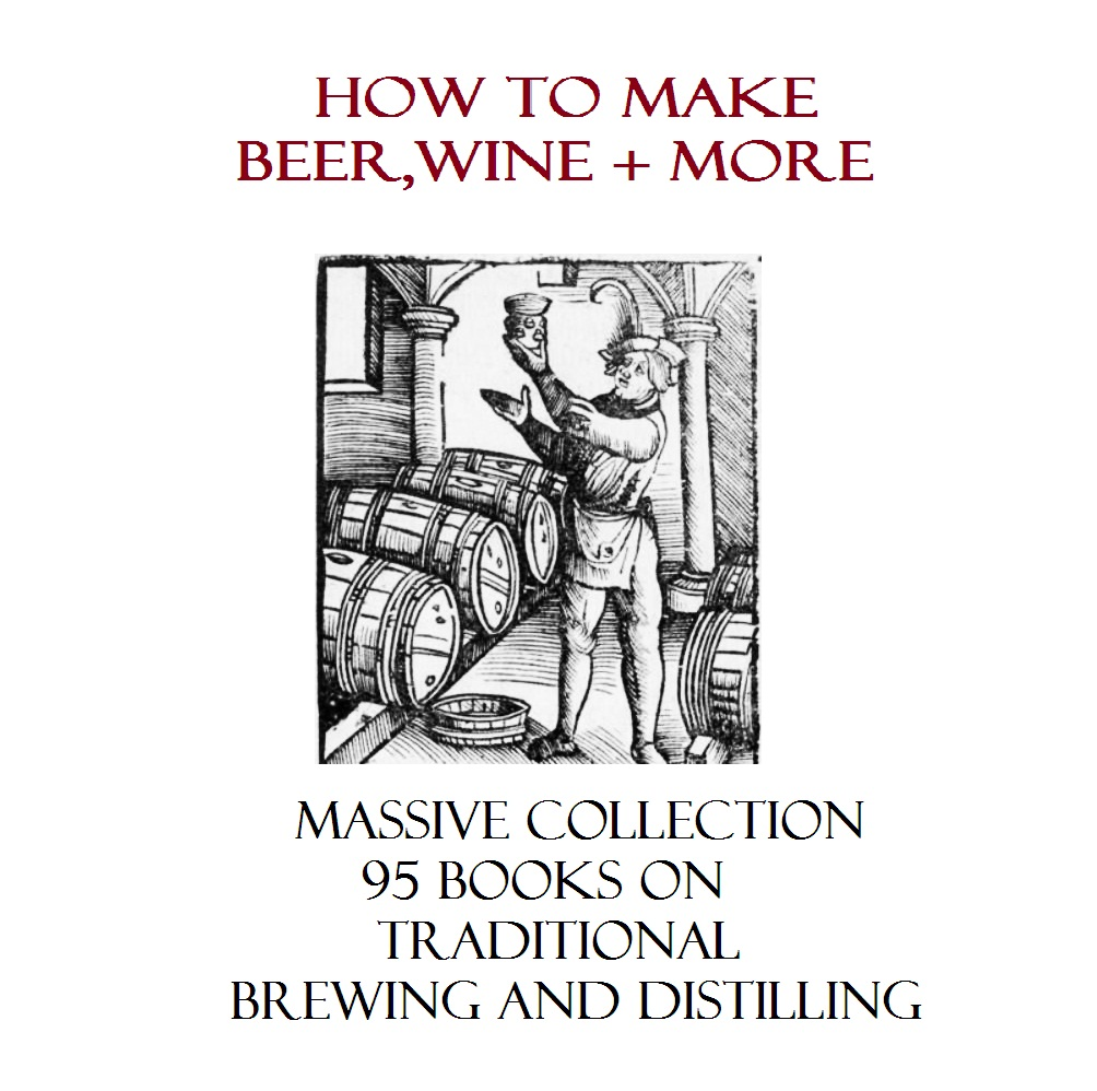 HOW TO MAKE BREW MOONSHINE VODKA WINE GIN ALCOHOL GUIDES