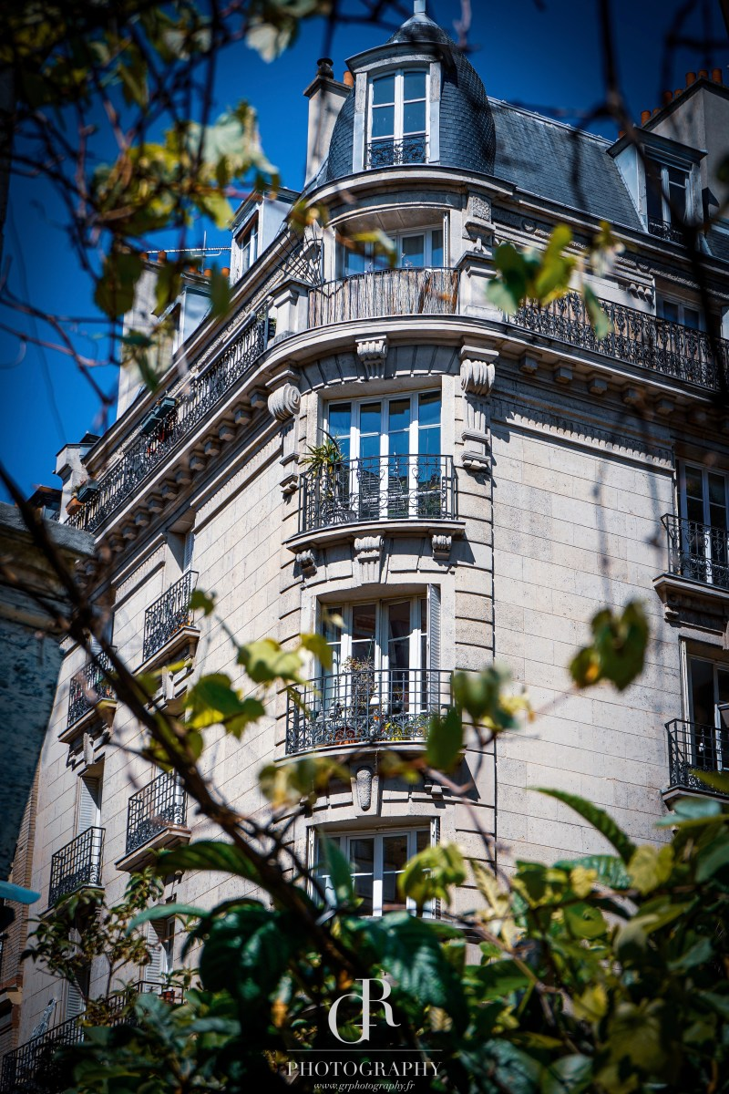 Parisian Building #1