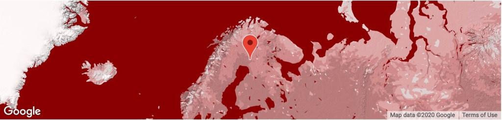 Location Lapland