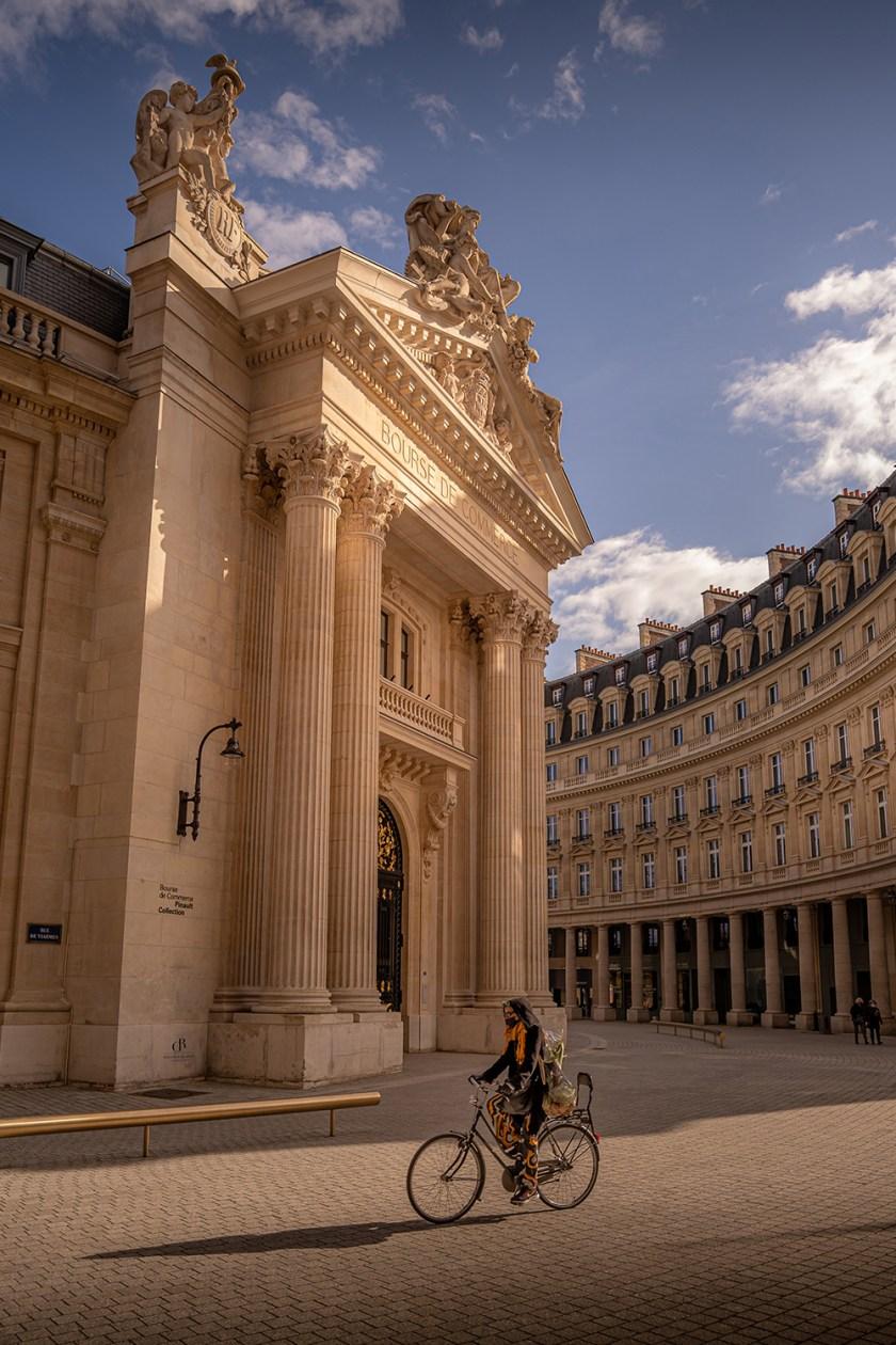 Parisian Light & Shadows Print