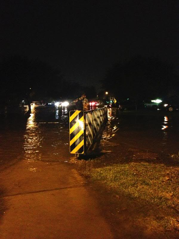 the night that houston flooded
