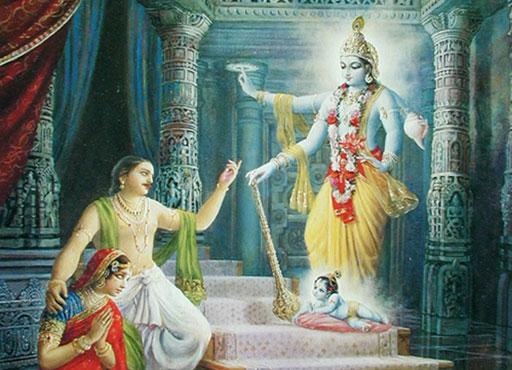 Janmashtami - Transcendental Appearance of Krishna