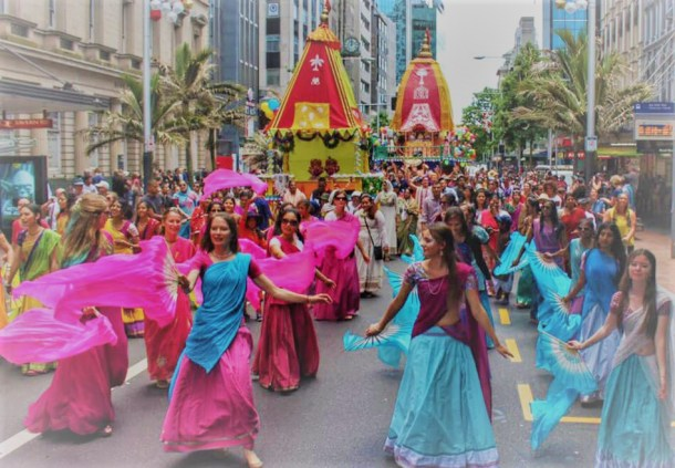 Uplift your soul in Ratha Yatra