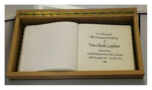 GRS Golden Book. Photo: P.Kraven