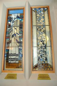 Slater memorial windows-Birth & Bar Mitzvah