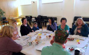 GRS Torah Study session