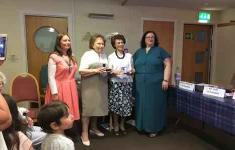 Glasgow Jewish Representative Council's 2018 AGM and Awards Ceremony