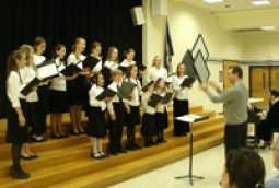 Greater Richmond Homeschool Choir