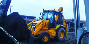 Servicios de excavaciones