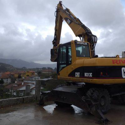 Excavadora Grupo Rivera