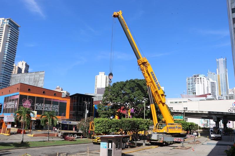 Heavy Lift - Carga Pesada - Grúas SHL