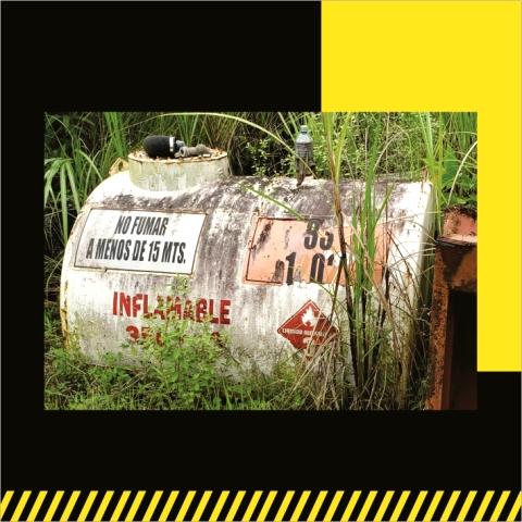 Fuel Tanque- Venta de Partes - Grúas SHL