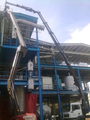 Construcción Elevación
