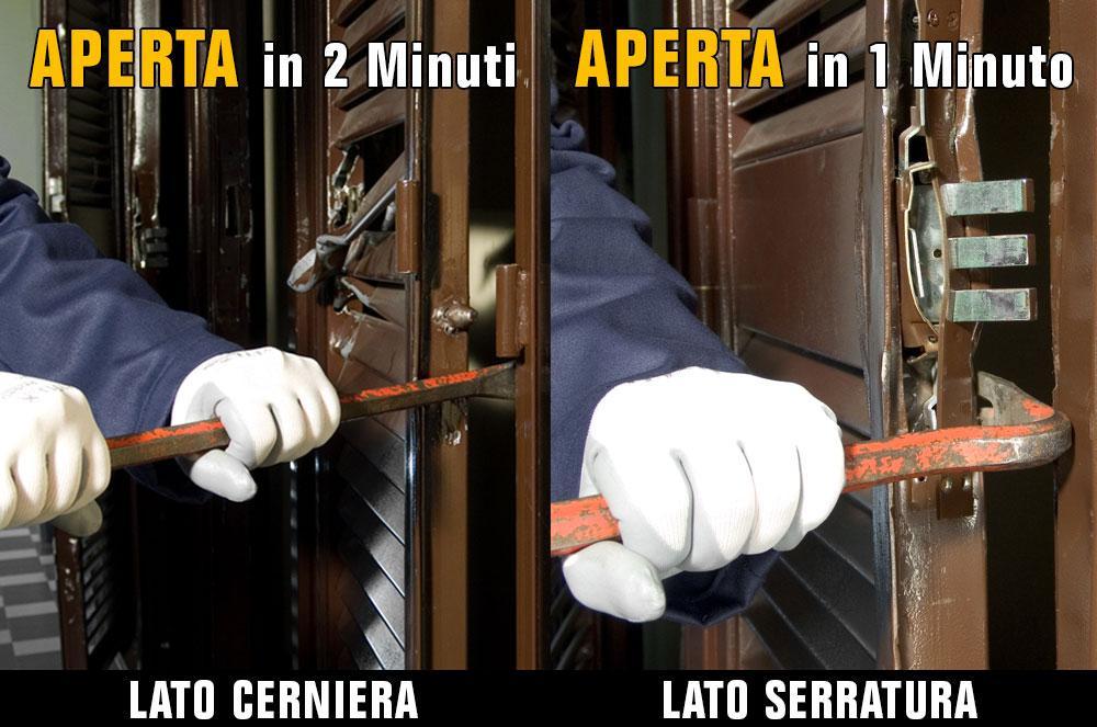Gruben  Inferriate e grate di sicurezza a Roma