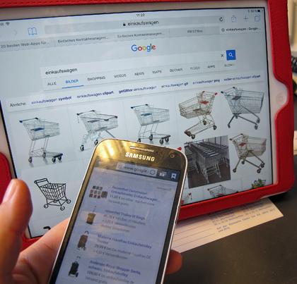 Künstliche Intelligenz, Einkaufsverhalten, E-Commerce:, Online-Payment