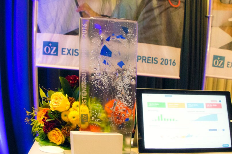 OZ Gründerpreis 2016
