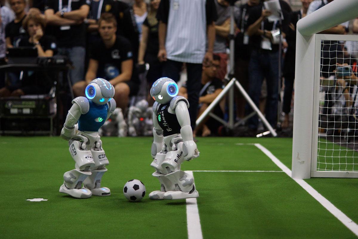 Fußballroboter