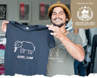 Kipepeo-Clothing – Gewinner des Grüne Helden Förderpreis 2017 der Kategorie Non-Profit