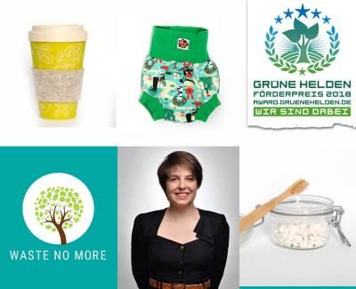 Waste No More – Zero Waste online einkaufen