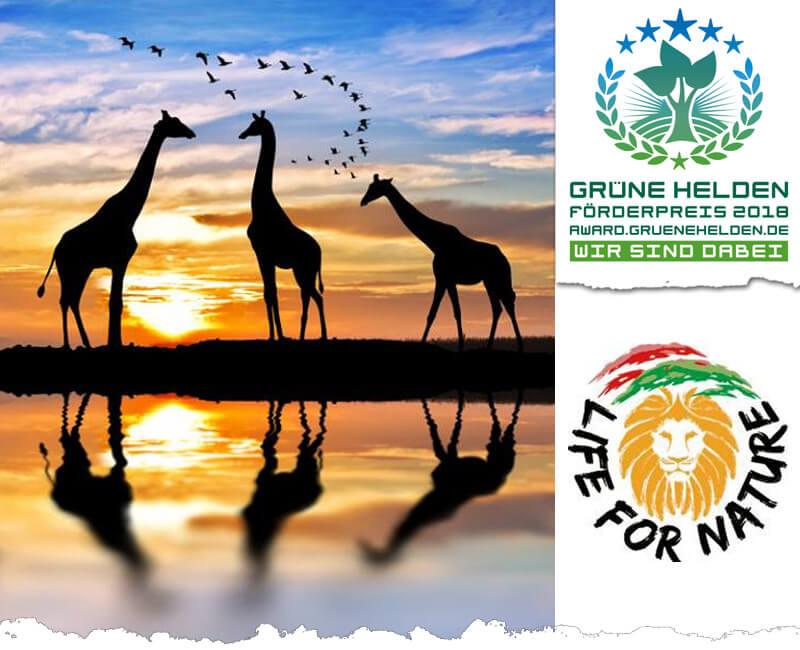 Life for Nature – Stiftung für Tier-, Natur- und Umweltschutz