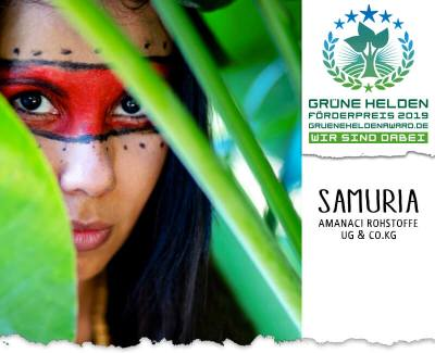Samuria – Vom Home-Labor zum Regenwaldretter