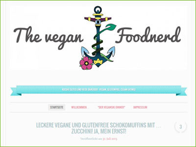 The Vegan Foodnerd