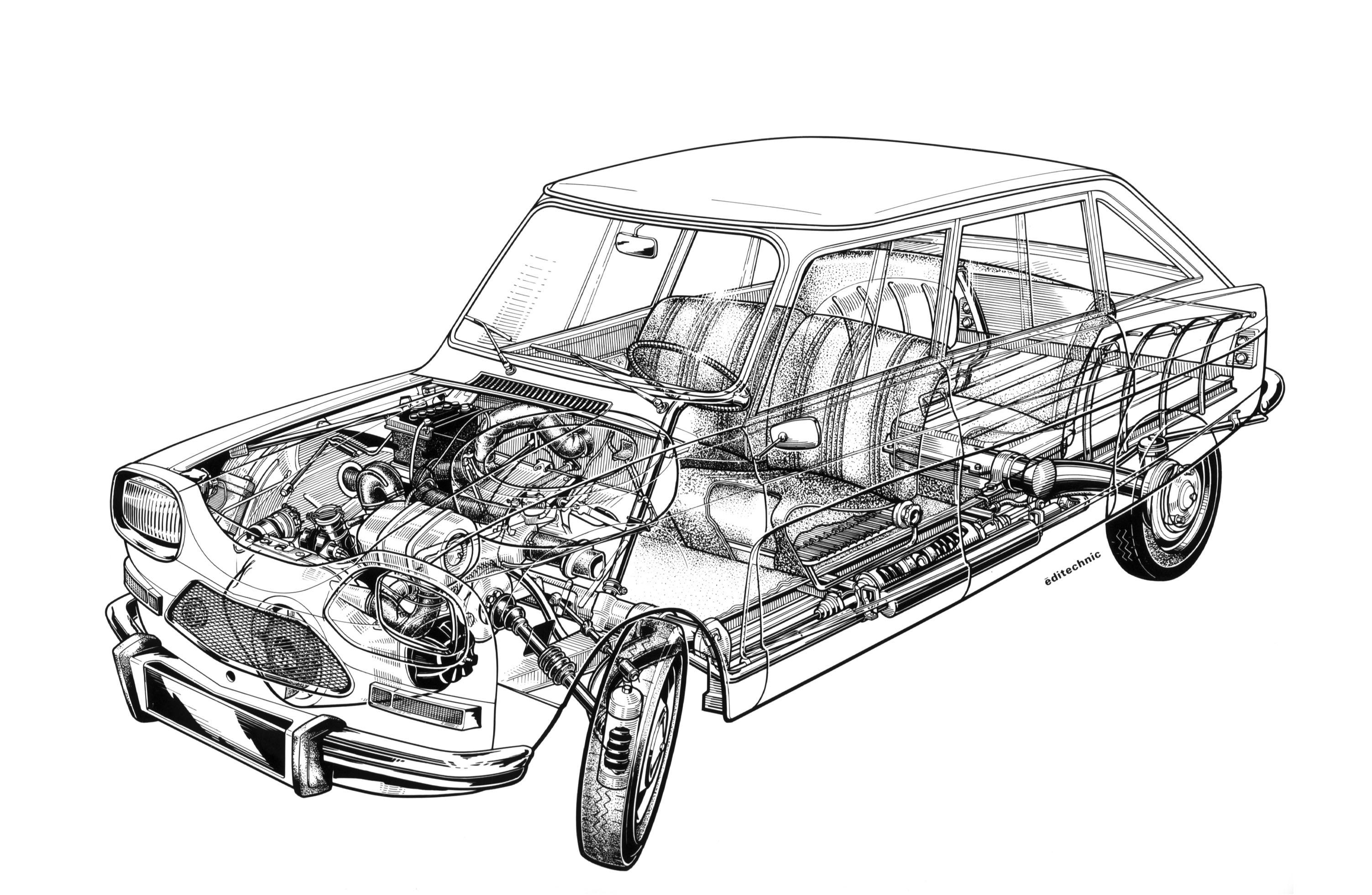 Savaitės Citroën'as: Ami 6, Ami 8, Ami Super, M35 [1961