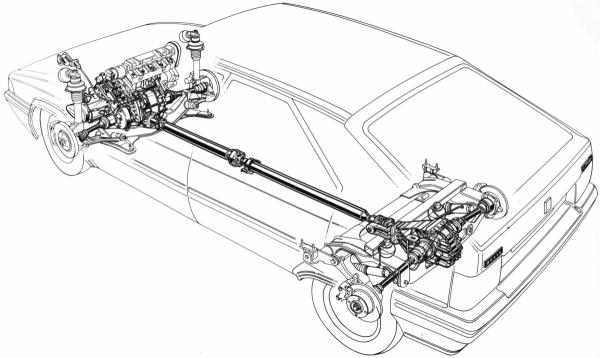 Savaitės Citroën'as: BX [1982-1993]