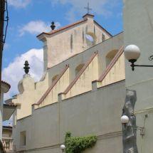 basilica vista da via don minzoni