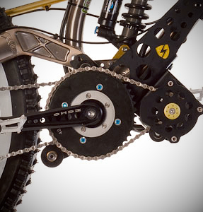 Ego Kit - Electric Motor for your Bike