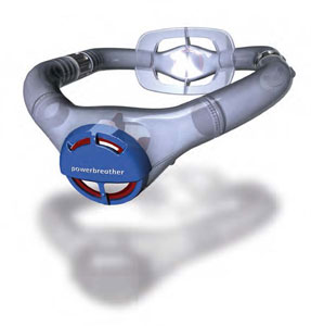 Powerbreather Snorkel - Swim Easy