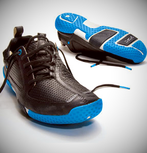 Skora Real Running Leather Shoes