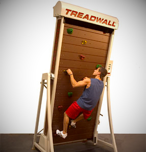 Treadwall M4 - Wall on Conveyor Belt
