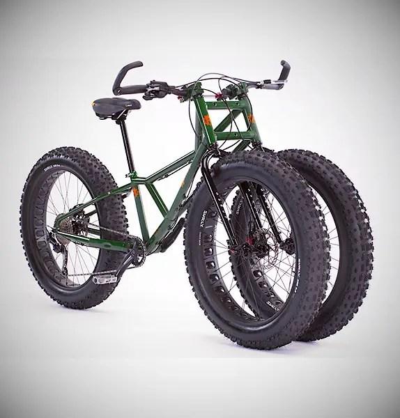 Juggernaut Fat Trike - Go Where Most Bikes Can't