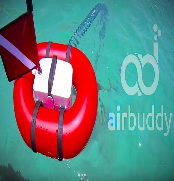 AirBuddy - Dive without heavy equipment