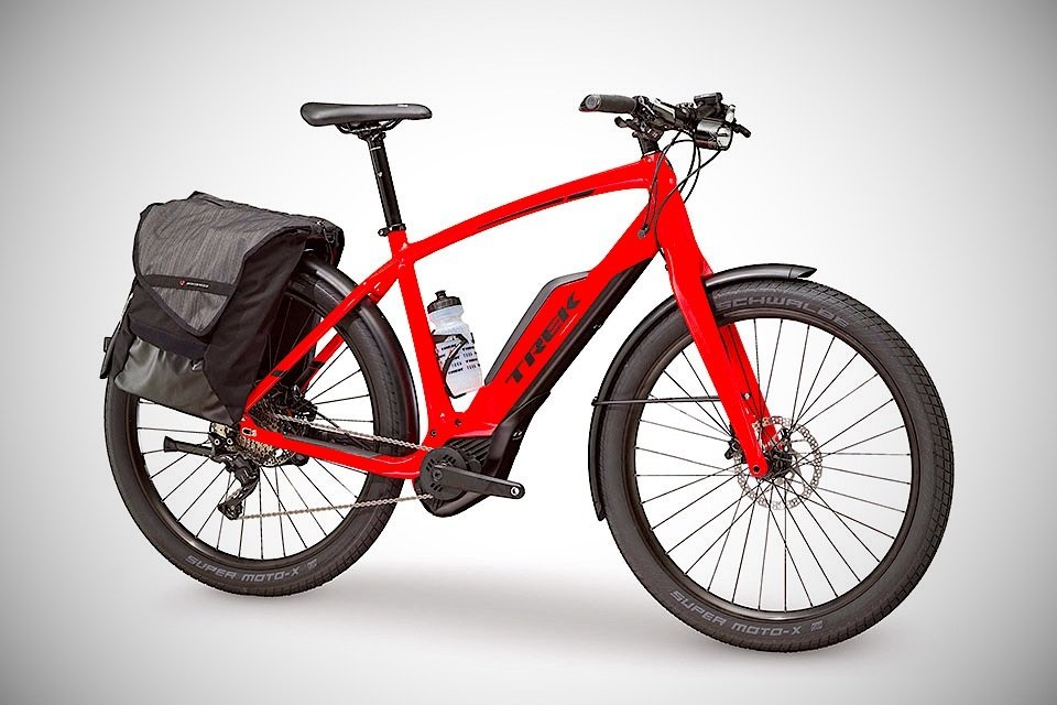 Trek Super Commuter+ 8s Wants to Replace your Car