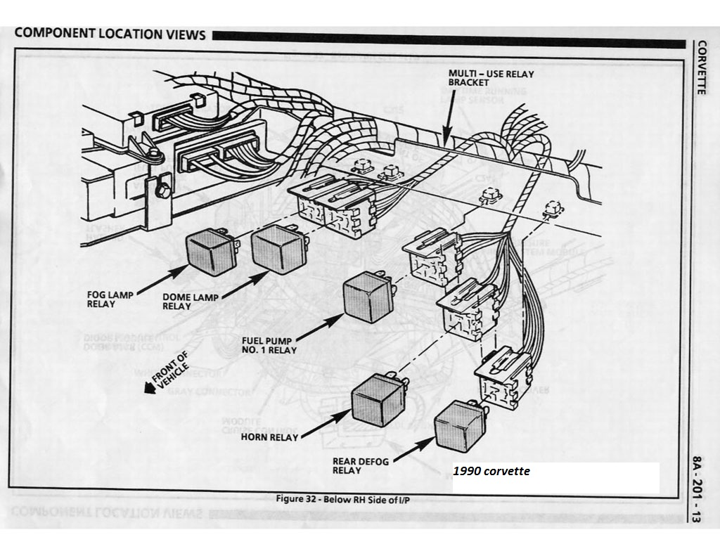 88 Chevy Fuel Pump Relay Diagram SOLVED 1988 diagram