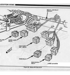 1984 chevy corvette wiring diagrams automotive [ 1024 x 791 Pixel ]