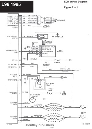 l98 corvette wire diagrams | Grumpys Performance Garage