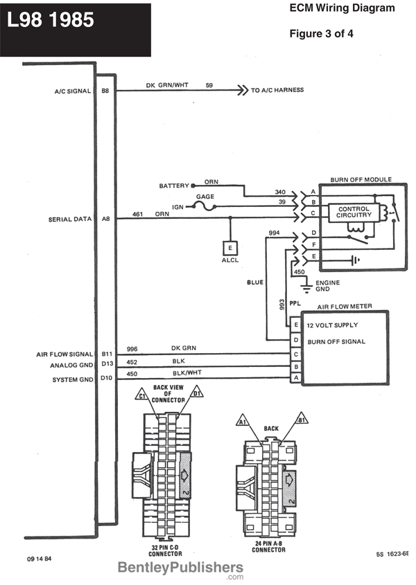 91 L98 Wiring Diagram Lt1 Engine Diagram Wiring Diagram