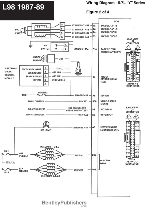 wiring diagrams for 89 camaro vats