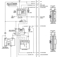 Chevy Radio Wiring Diagram Of Spine And Discs L98 Corvette Wire Diagrams | Grumpys Performance Garage