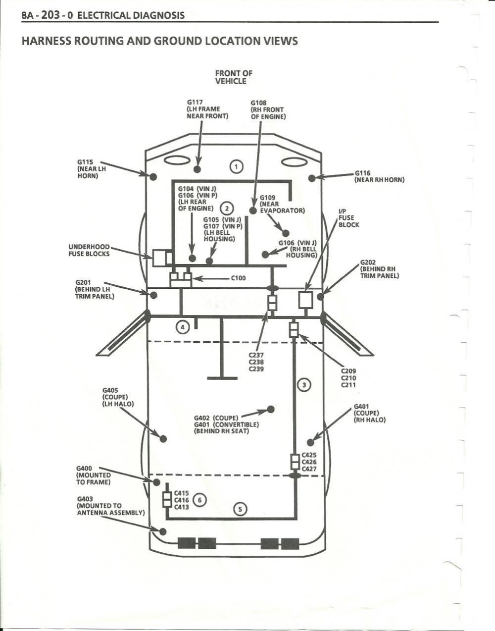 medium resolution of 85 corvette ground wiring diagram get free image about c4 corvette wiring harness diagram c4 corvette