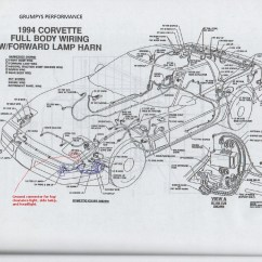 86 Chevy C10 Radio Wiring Diagram Car Crossover Corvette Dash Get Free Image About