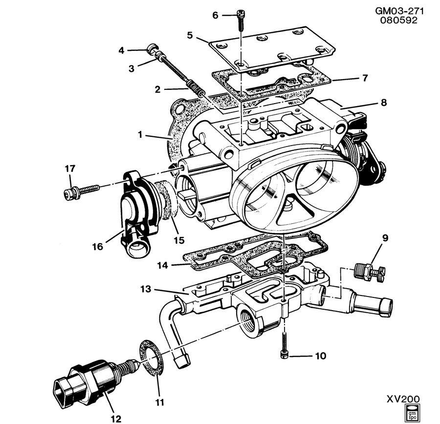 94 ford explorer engine diagram knock
