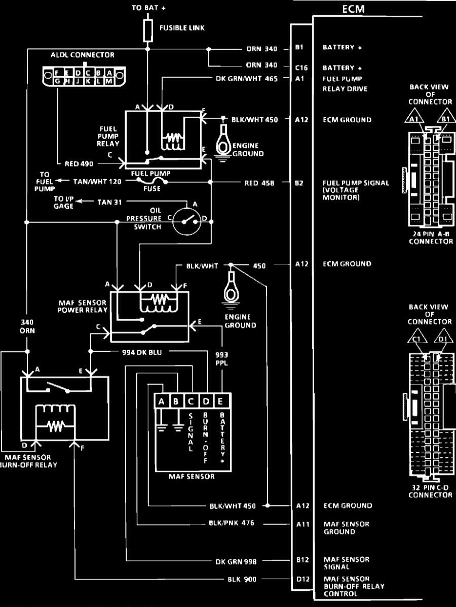 hight resolution of maf burn off relay info grumpys performance garage img gm m air flow sensor wiring diagram