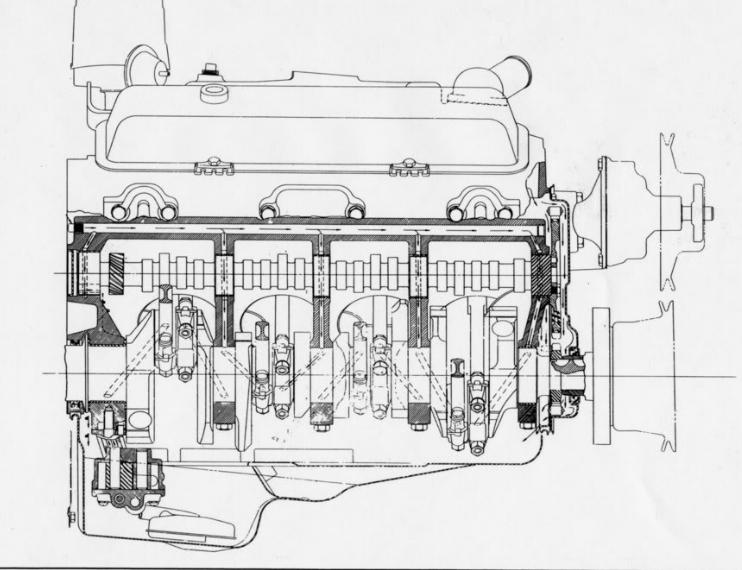 Chevy Oil Galley Diagram Within Chevy Wiring And Engine