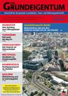 Zeitschrift DAS GRUNDEIGENTUM (Quelle: Verlag)