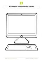Ausmalbilder Technik allgemein - Kostenlose Ausmalbilder